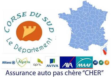 assurance auto Ajaccio