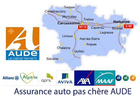 assurance auto Aude
