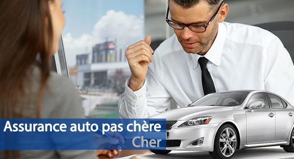 assurance auto Bourges