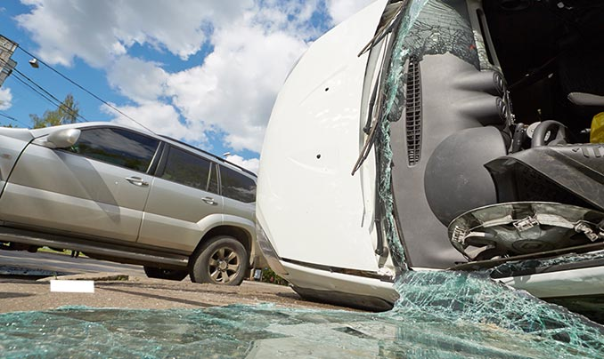 Assurance auto délit de fuite