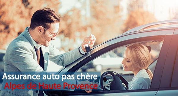 assurance auto Alpes de Hautes Provence