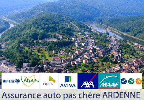 assurance auto Ardenne