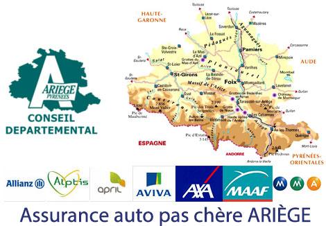 assurance auto Ariège