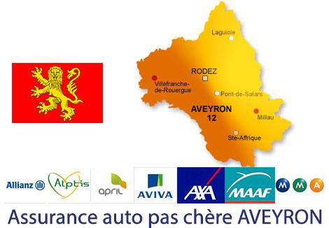 assurance auto Aveyron
