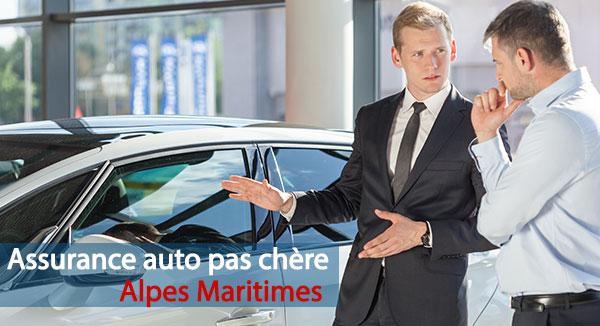 assurance auto Alpe Maritime