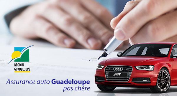 assurance auto Guadeloupe