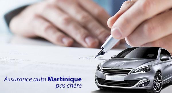Assurance auto Martinique