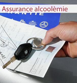 Contrat assurance auto alcool