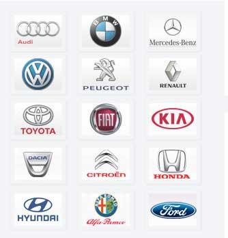 assurance auto par marques