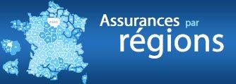 assurance auto par region