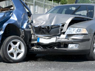L'alcool peut provoquer des accidents auto